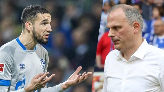 Der FC Schalke 04 will Nabil Bentaleb verkaufen – doch das ist nicht einfach.