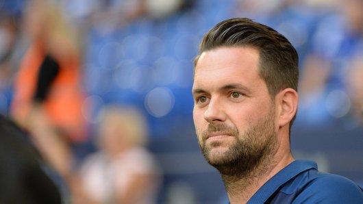 Moderator Matthias Killing ist bekennender Fan des FC Schalke 04.