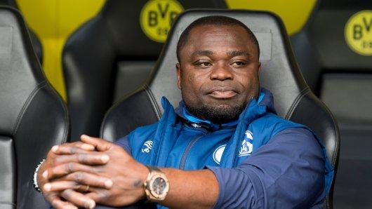 Gerald Asamoah sieht Borussia Dortmund um Längen vor Schalke 04.