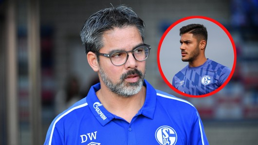 Beim FC Schalke 04 freut David Wagner sich, dass Ozan Kabak endlich einsatzbereit ist.