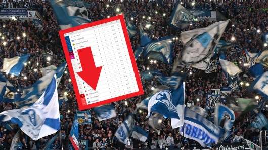 Ein Blick auf die Tabelle beschert den Fans des FC Schalke 04 eine wichtige Erkenntnis.