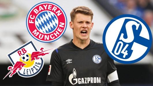 Spielt Alexander Nübel auch in der kommenden Saison beim FC Schalke 04?