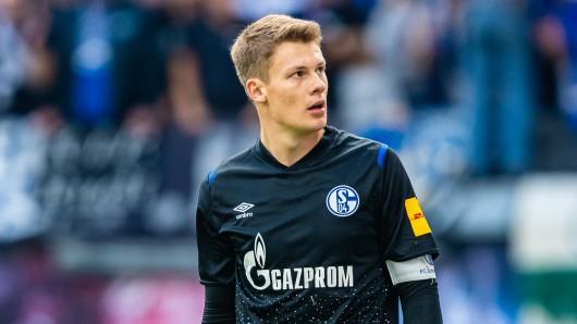 Alexander Nübel ist rechtzeitig zum Spiel gegen Köln wieder fit geworden.