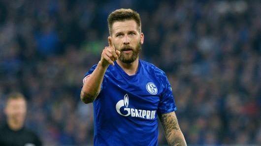 Guido Burgstaller vom FC Schalke 04 liefert einen beeindruckenden Bundesliga-Topwert.