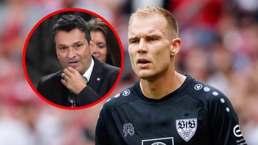 Holger Badstuber tritt heftig gegen Schalke 04 nach.