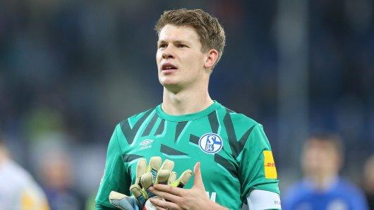 Alexander Nübel sah ein entscheidendes Problem beim FC Schalke 04.