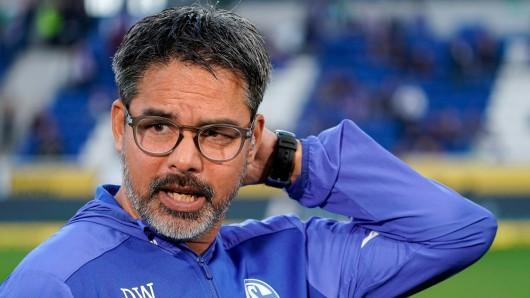 Sonderlob für sein Team: Für Hoffenheim-Trainer Alfred Schreuder ist der FC Schalke 04 besser als Bayern München.