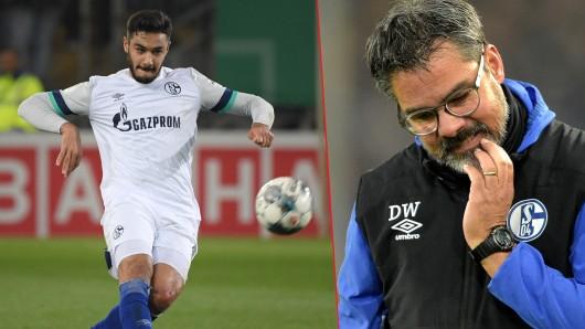 In Bielefeld gab Ozan Kabak (l.) sein Startelf-Debüt für den FC Schalke 04.