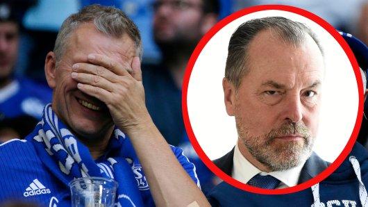Das Interview mit Clemens Tönnies war für viele Fans des FC Schalke 04 schwer erträglich.