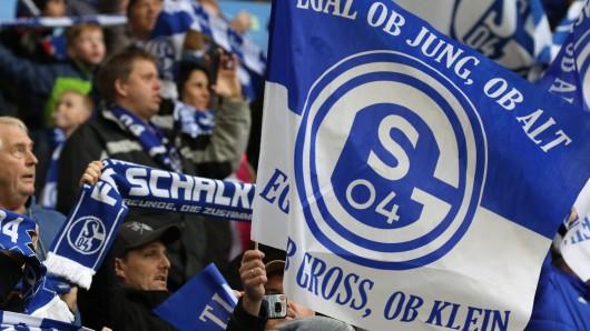 Die Fans des FC Schalke 04 haben eine Menge Geld für Choreos gespendet.