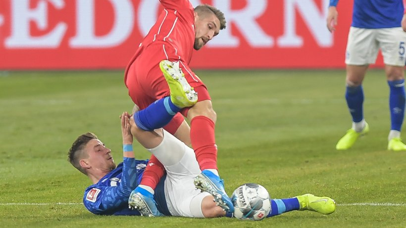 Schalke Union Berlin Im Live Ticker Witz Elfmeter S04