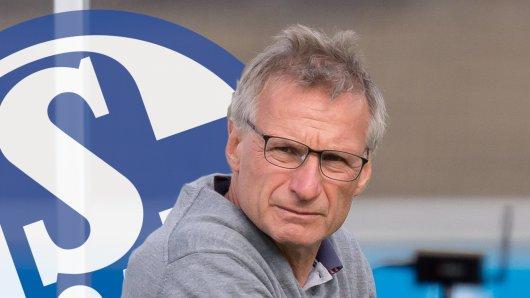 Michael Reschke, Technischer Direktor des FC Schalke 04, gerät plötzlich unter Beschuss.