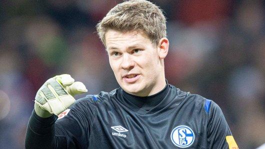 Wie lange bleibt Alexander Nübel noch beim FC Schalke 04?