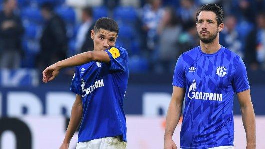 Der FC Schalke 04 muss vorerst auf Mark Uth verzichten.
