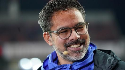 David Wagner sieht beim FC Schalke 04 die meisten hochtalentierten Jungspieler in der Bundesliga.