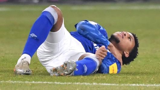 Weston McKennie steht seinem FC Schalke 04 wegen der Schulterverletzung für Monate nicht zur Verfügung.