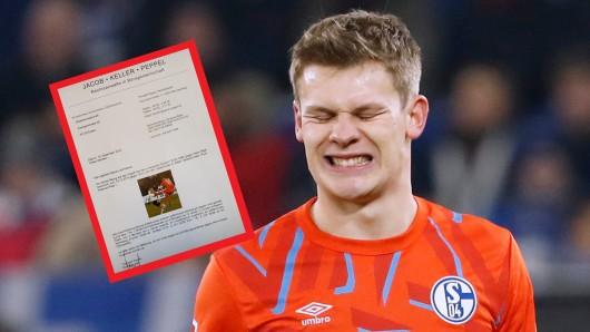 Muss Alexander Nübel sich beim FC Schalke 04 etwa auf noch mehr Ärger einstellen?