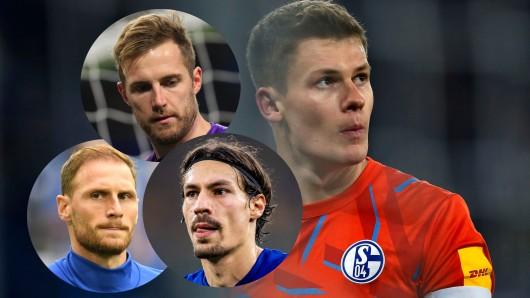 Der FC Schalke 04 und seine Kapitäne – zuletzt ein kritisches Thema.