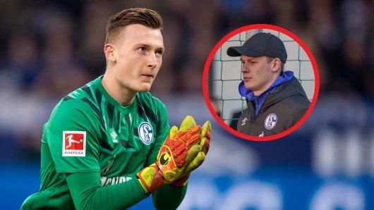 Markus Schubert hat sich zur Torwartsituation beim FC Schalke 04 geäußert.
