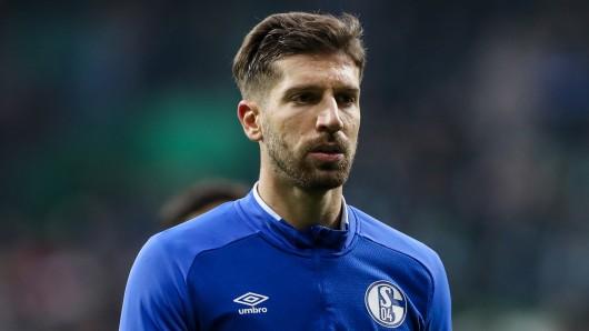 Matija Nastasic fehlte am Montag beim Mannschaftstraining des FC Schalke 04.