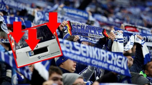 Die Fans des FC Schalke 04 sind verwundert über ein im Netz kursierendes Foto.