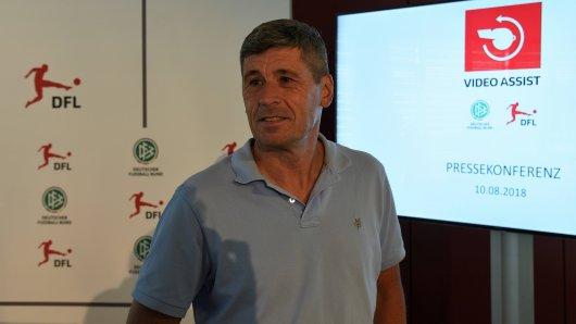 Ex-Schiedsrichter Markus Merk sieht beim Videobeweis noch Verbesserungspotenzial.