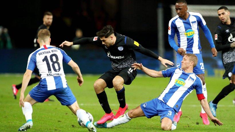 Hertha Schalke Live Ticker