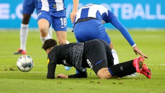 Das wenig ansehnliche Spiel Hertha BSC gegen FC Schalke 04 wird schon am Dienstag neu aufgelegt.