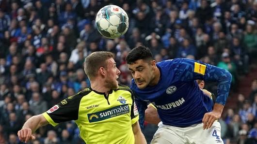 Schalke – Paderborn im Live-Ticker: Ozan Kabak muss verletzt runter.