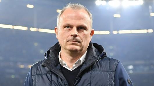 Jochen Schneider hat beim FC Schalke 04 ein Machtwort gesprochen.