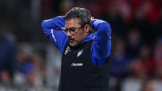 David Wagner sah am Sonntagabend ein torloses Unentschieden seiner Mannschaft gegen Mainz 05.