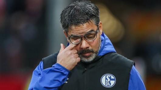 Nach dem jüngsten Debakel des FC Schalke 04 wählt Trainer David Wagner deutliche Worte.