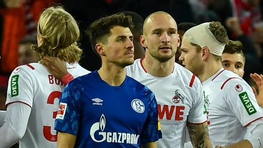Köln – Schalke im Live-Ticker: Wieder startet S04 katastrophal.