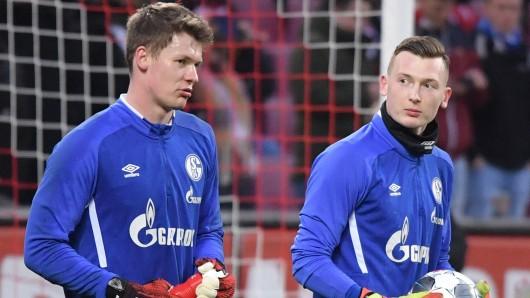 Nübel oder Schubert? David Wagner hat sich beim FC Schalke 04 entschieden.
