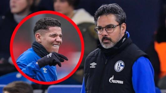 David Wagner erklärt, warum Harit gegen Bayern draußen bleiben musste.