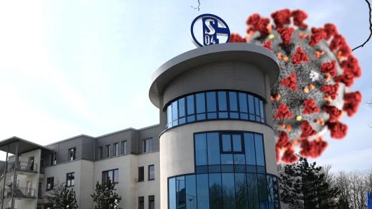 Der FC Schalke 04 greift wegen des Coronavirus zu immer radikaleren Maßnahmen.