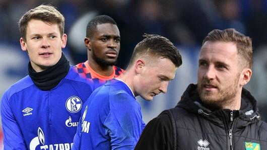 Wer steht nächste Saison im Tor des FC Schalke 04?