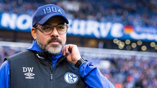 David Wagner spricht beim FC Schalke 04 offen über die Corona-Krise.