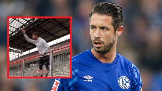 Mark Uth ist derzeit vom FC Schalke 04 an den 1. FC Köln ausgeliehen.