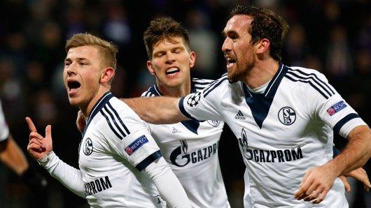 Wagt ein Ex-Schalker den Sprung in eine andere Sportart?