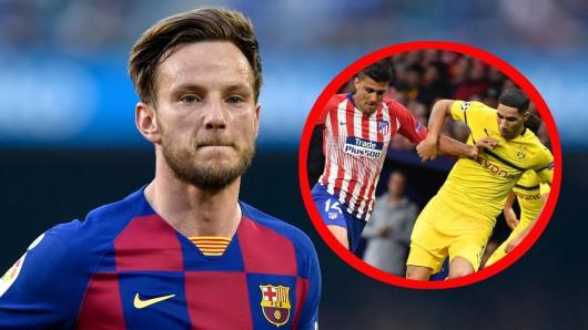 Einst beim FC Schalke 04, jetzt beim FC Barcelona: Ivan Rakitic.