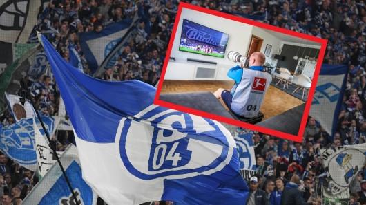 Der FC Schalke 04 hat seinen Fans ein lustiges Foto präsentiert.