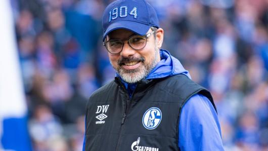 David Wagner freut sich schon auf den Re-Start der Bundesliga.