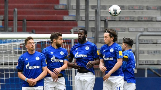 Schalke musste einen frühen Schock verkraften.