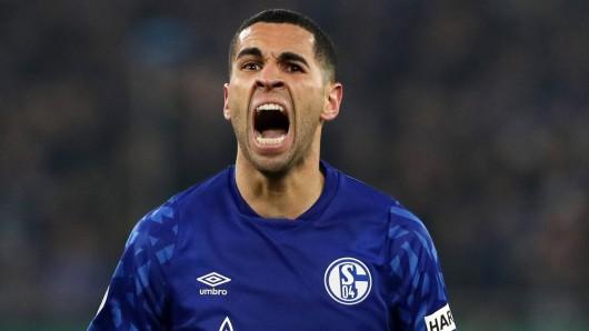 Beim FC Schalke 04 sendet Omar Mascarell eine Kampfansage.