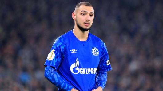 FC Schalke 04: Ahmed Kutucu feierte sein Startelf-Debüt in dieser Bundesliga-Saison gegen Leverkusen.