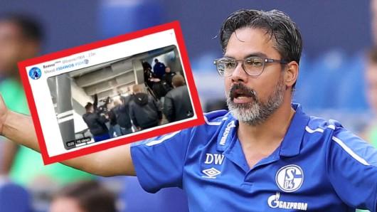 David Wagner und der FC Schalke 04 verloren am Samstag 1:4 gegen den VfL Wolfsburg.