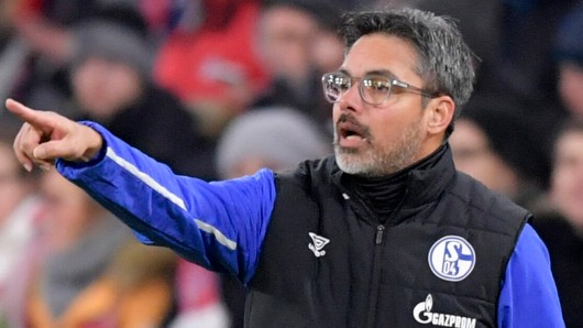 David Wagner erlebt auf Schalke derzeit eine schlimme Krise.