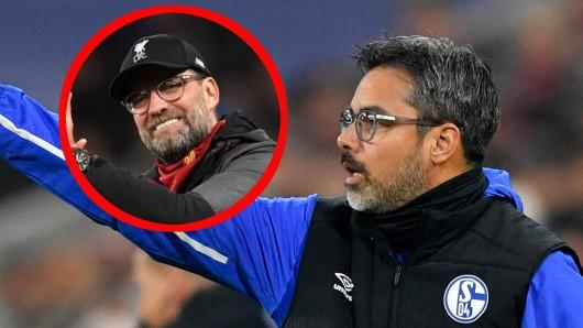 Schalke-Trainer David Wagner und Liverpool-Coach Jürgen Klopp sind gut befreundet.