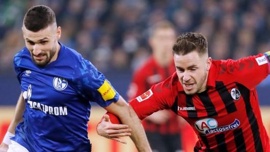 SC Freiburg - Schalke 04 im Live-Ticker: Hier alle Infos zum Spiel!